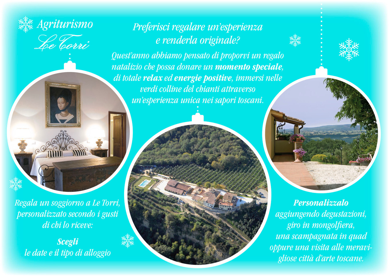News e Offerte per le vacanza in agriturismo in Toscana